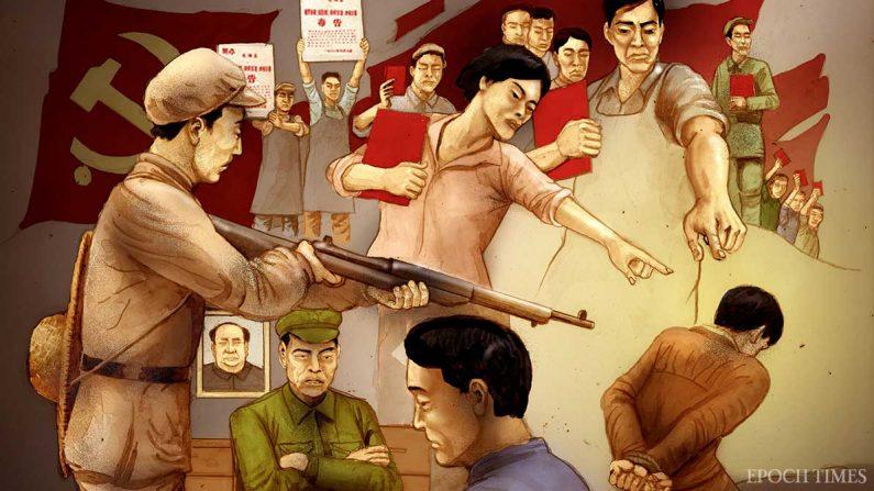Nove Comentários sobre o Partido Comunista Chinês – Capítulo 3