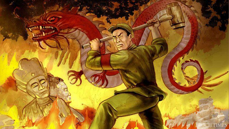 Nove Comentários sobre o Partido Comunista Chinês – Capítulo 4