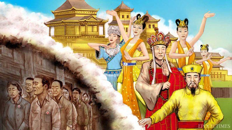 Nove Comentários sobre o Partido Comunista Chinês – Capítulo 6