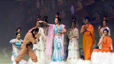 Angie Huynh: perfeição na dança atingida com árduos esforços