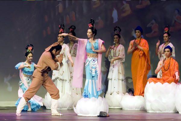 Descobrindo a profundidade da dança clássica chinesa