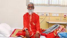 Iogue Prahlad Jani afirma jejuar por 70 anos