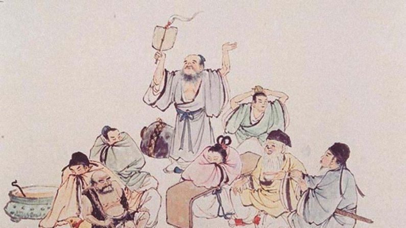 Lu Dongbin, uma das oito divindades taoístas