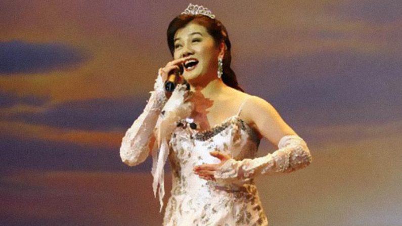 A soprano chinesa, Bai Xue, aproxima o ocidente do oriente com sua voz