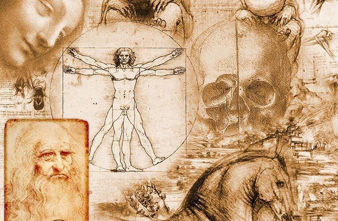 Curiosidades do genial Leonardo da Vinci – Parte 1