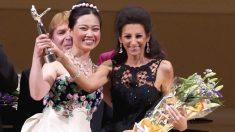 Lucia Aliberti, diva da ópera fala sobre beleza e tradição no canto