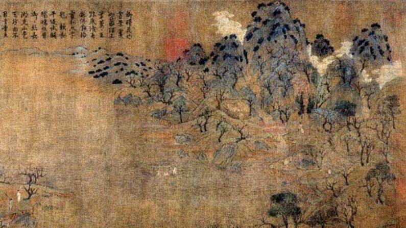 A poesia foi soberana das artes na China antiga