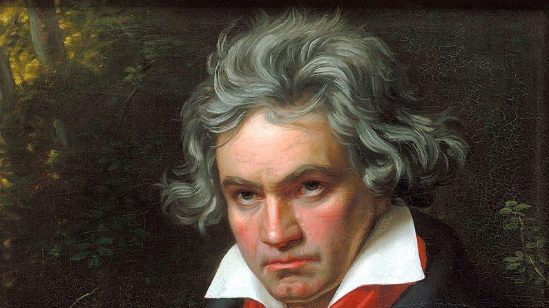 """A """"Sonata ao Luar"""" de Beethoven, uma música, quase uma fantasia"""