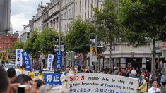 Dublin marca os 13 anos de perseguição ao Falun Gong na China