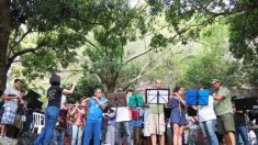 Bandão da Escola Portátil homenageia Altamiro Carrilho