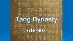 Taizong, da Dinastia Tang, o mais reverenciado imperador na China