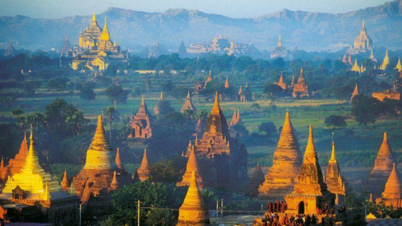 Birmânia, um país que mantém intacta grande parte de suas tradições