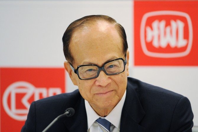Magnata de Hong Kong tenta desfazer-se de bilhões em imóveis na China