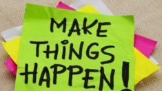 Oito ferramentas para alcançar seus objetivos … Agora!
