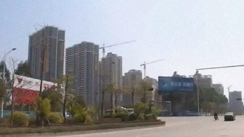 Cidades fantasmas na China preludiam bolha imobiliária