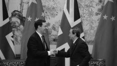 China ganha significativamente em acordos com Reino Unido