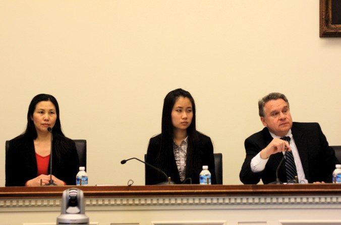 Congressistas norte-americanos pedem soltura de dissidente chinês