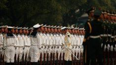 Exercícios navais da China se ampliam em meio a disputas territoriais