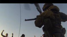 Greenpeace divulga novas imagens da apreensão do Arctic Sunrise