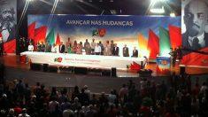 Dilma Rousseff participa do congresso do Partido Comunista do Brasil