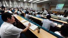 Para prevenir conluio, quadros são forçados a estudar discursos do líder