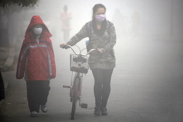Poluição do ar e câncer de pulmão, sinônimos na China