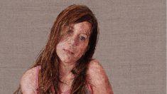 Cayce Zavaglia e seus belos retratos bordados