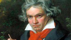 Beethoven e sua bela 5ª Sinfonia