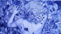 Juan Francisco Casas e seus incríveis desenhos com caneta Bic