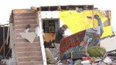 Tornado destrói parte da cidade de Washington, Illinois