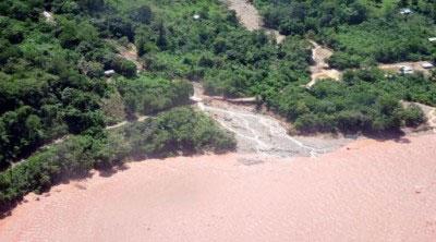 Mineração chinesa contamina rios e destrói reserva nacional no Peru