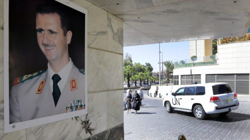 Sete princípios por trás de Assad estar no poder na Síria