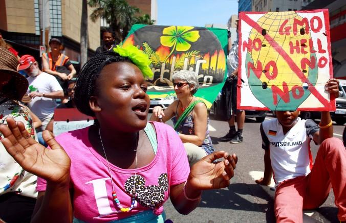 Monsanto penetra com força na África