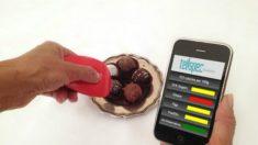 Aparelho consegue detectar componentes dos alimentos