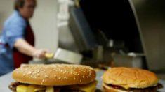 Estudo compara fast food para crianças em diferentes países