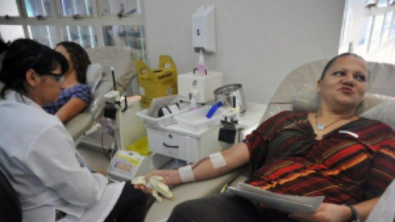 Idade máxima para doar sangue passa a ser 69 anos