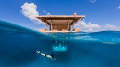 Manta Resort: quartos embaixo da água na Tanzânia
