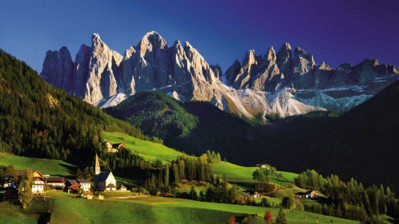 Val di Funes, uma jóia encravada entre as montanhas da Itália