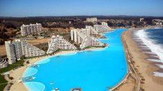 A maior piscina do mundo está no Chile