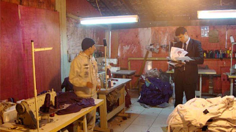 Compras de Natal: Marcas que utilizam trabalho escravo no Brasil