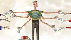 A corrupção corporativa e o capitalismo