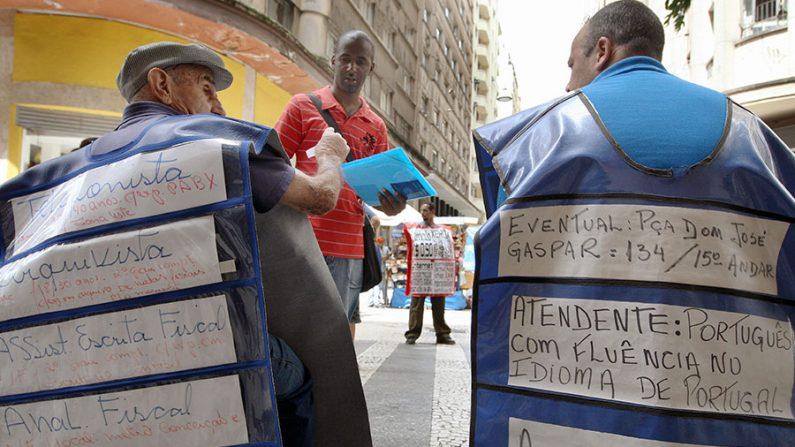 Governo manipula para baixo taxa de desemprego do Brasil