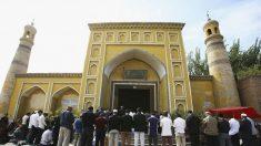 Campanha de mídia chinesa visa 'extremismo religioso' em Xinjiang