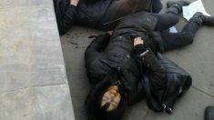 Doze peticionários tentam suicídio coletivo em Pequim