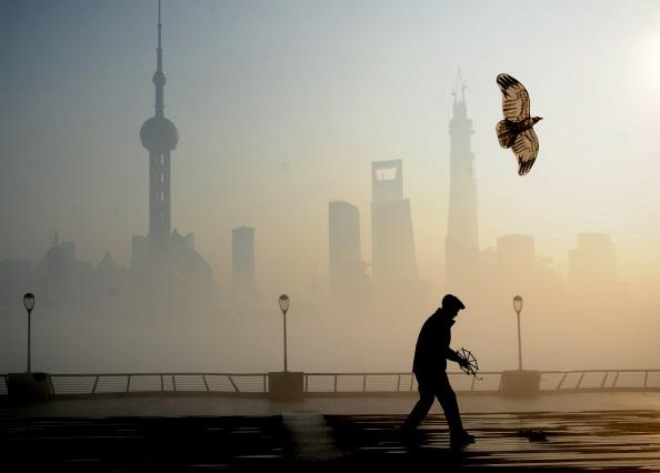 Severa poluição do ar cobre metade da China, 104 cidades afetadas