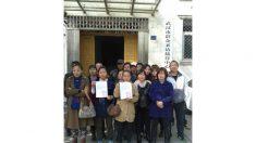 Vítimas de demolição forçada ameaçam suicídio coletivo em Pequim