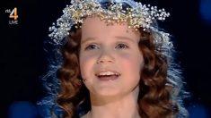Amira Willighagen encanta novamente em Holland's Got Talent