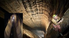 Krubera-Voronya, a caverna mais profunda do mundo