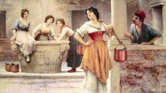 Eugene de Blaas, pintor italiano que retratou mulheres lindamente