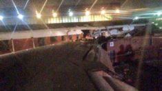 Avião colide em prédio no aeroporto de Johanesburgo